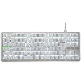 RAZER(レイザー) ゲーミングキーボード BlackWidow Lite JP Mercuryホワイト RZ03-02640800-R3J1 [USB /有線] RZ0302640800R3J1
