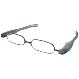 銀河 折りたたみ老眼鏡 ポッドリーダー スマート(ブルー/+2.00) PODSMART0820 PODSMART0820 [振込不可]