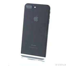 【中古】Apple(アップル) iPhone7 Plus 256GB ブラック MN6L2J/A SIMフリー【291-ud】