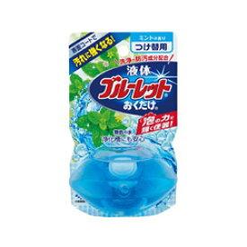 小林製薬 液体ブルーレットおくだけ ミントの香り 無色の水 つけ替用