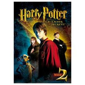 ワーナー ブラザース ジャパン ハリー・ポッターと秘密の部屋 【DVD】