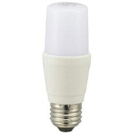 オーム電機 LED電球 T形 E26 60形相当 LDT7L-GIG92 電球色 LDT7LGIG92