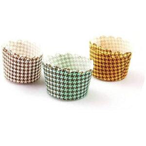 パール金属 ラフィネ 紙製 マフィンカップ(L) 6枚入 D-6142 D6142