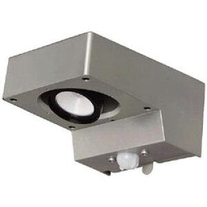 アイリスオーヤマ IRIS 乾電池式LEDセンサーライト スポットタイプ 電球色 BOS-SL1-WS BOSSL1WS