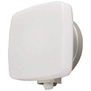 アイリスオーヤマ IRIS 乾電池式LEDセンサーライト ウォールタイプ 角型 白色 BOS-WN1K-WS BOSWN1KWS