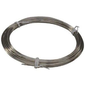 トラスコ中山 ステンレス針金 小巻タイプ 1.6mm×15m TSWS16 TSWS16