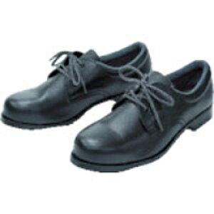 ミドリ安全 ミドリ安全 超耐滑ゴム底安全靴 ブラック 25.5cm FZ10025.5