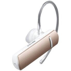 BUFFALO(バッファロー) ワイヤレスヘッドセット[Bluetooth 4.1]ピンク BSHSBE200PK BSHSBE200PK