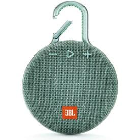 JBL(ジェービーエル) Bluetoothスピーカー JBLCLIP3TEAL ティール JBLCLIP3TEAL