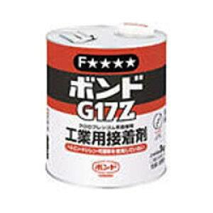 コニシ 速乾ボンド G17Z 3kg(缶) #43857 G17Z3 G17Z3