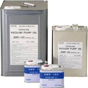 アルバック機工 真空ポンプ油(SMR-100 4L缶) SMR1004L SMR1004L
