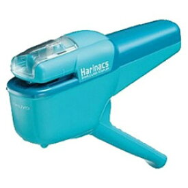 コクヨ 針なしステープラー「ハリナックス」ライトブルー(ハンディ10枚) SLN-MSH110LB SLNMSH110LB