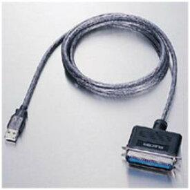 ELECOM(エレコム) UC-PGT(USB PCTOパラレルプリンターケーブル) UCPGT