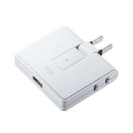 SANWA SUPPLY(サンワサプライ) USB充電ポート付きモバイルタップ TAPB104U [振込不可]
