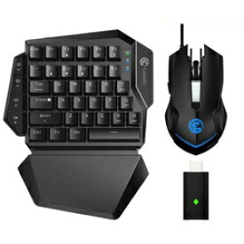 GAMESIR ゲーミングキーボード・マウス[ワイヤレスキーボード・有線マウス] GameSir VX GAMESIRVX [振込不可]