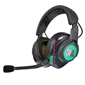 JBL(ジェービーエル) ゲーミングヘッドセット Quantum ONE ブラック [φ3.5mmミニプラグ+USB /両耳 /ヘッドバンドタイプ] JBLQUANTUMONEBLK