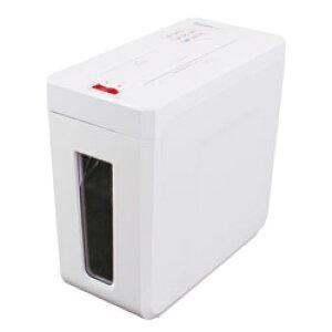 KITS KPS19 電動シュレッダー FOUSEC ピュアホワイト(PW) [クロスカット /A4サイズ /CDカット対応] KPS19PW