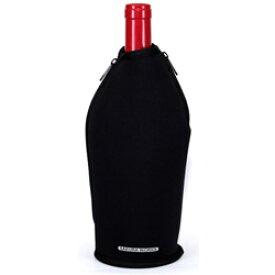 さくら製作所 ワイン専用保冷ケース WINE SUIT(ワインスーツ)16℃用 TW16-BL ブラック×レッド TW16BL
