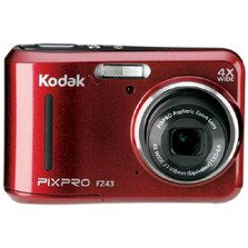 Kodak(コダック) FZ43 コンパクトデジタルカメラ PIXPRO レッド FZ43RD [振込不可]