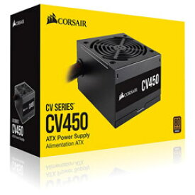 CORSAIR(コルセア) PC電源 CP-9020209-JP [450W /ATX/EPS /Bronze] CP9020209JP