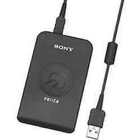 SONY(ソニー) PaSoRi(パソリ) RC-S380(非接触ICカードリーダーライター/USB) RCS380P [振込不可]