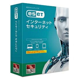 キヤノン(Canon) ESET インターネット セキュリティ 3台3年 CMJES12004