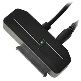 Owltech(オウルテック) 2.5インチ/3.5インチSATA HDD用アダプタ ACアダプタ付 SATA⇒USB3.0 USB3.0 新IC UASP対応 ガチャポンパッ!でデータ移動 OWL-PCSPS3U3U2 OWLPCSPS3U3U2 [振込不可]
