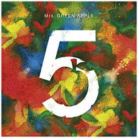 ユニバーサルミュージック Mrs.GREEN APPLE/ 5 COMPLETE BOX 完全生産限定盤