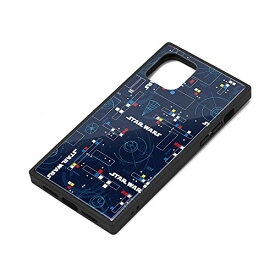 スター・ウォーズ iPhone 11 Pro ガラスハイブリッドケース パターン