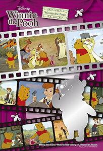 ディズニー プーさん・フィルム くまのプーさん プチライト ジグソーパズル アニメ キャラクター 99ピース 10x14.7cm 99-466
