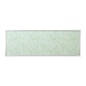 ジグソーパズルフレーム マイパネル9T 銀色 シルバー アルミ製 パネル 954ピース 34×102cm