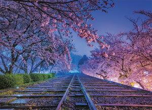 夢の軌道(京都) ジグソーパズル 風景 500ピース 38×53cm 05-1015