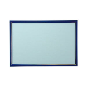 ジグソーパズルフレーム ニューDXウッドフレーム10 青 プレミアムブルー 木製パネル 1000ピース 50×75cm 16000-1042