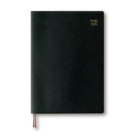 ダイゴー 2021年1月始まり 手帳 スケジュール帳 アポイント Appoint 1週間バーチカル B5 ブラック E1042
