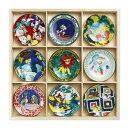 Disney Classics MARKET ALL 九谷焼豆皿セット