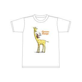 おさるのジョージ Tシャツ キリン 110 CGCAP265 スモール・プラネット CGCAP265