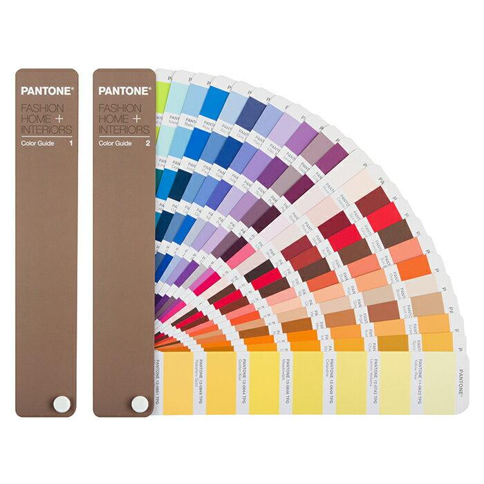 PANTONE パントン ファッション・ホーム+インテリア カラーガイド FHIP110N