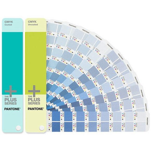 PANTONE(パントン)PLUS CMYKガイド・セット(コート紙、上質紙 GP5101