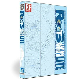 ROOTS LITE JAPAN&WORLD 地図の素材集