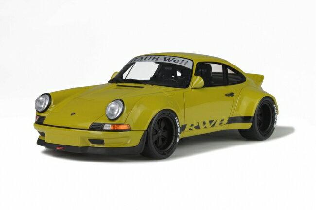 GT SPIRIT 1/18 Rauh-Welt Begriff RWB 911 930 1973 イエローRauh-Welt Begriff RWB 911 (930) 1973 1/18 by GT Spirit