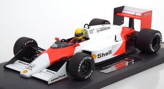Minichamps小冠军1:18 1987年麦克拉伦本田MP4/3艾尔顿·sena MCLAREN TAG MP4/3-AYRTON SENNA-TEST CAR 1987 1/18 by Minichamps