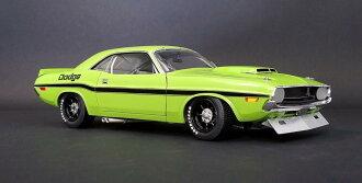 ACME 1:18 1970年toransuamerikadajjicharenjagurin 1970 Dodge Challenger 1/18 by ACME