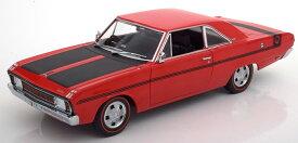 Greenlight グリーンライト 1:18 1970年モデル クライスラー バリアント レッド1970 CHRYSLER - VALIANT VG COUPE 1/18 red by Greenlight NEW