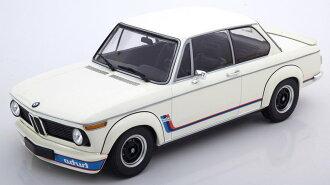 Minichamps 1:18 1973年型号BMW 2002涡轮1973 BMW 2002 Turbo 1:18 Minichamps