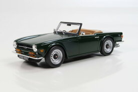 LS Collectibles 1:18 1968年モデル トライアンフ TR6 スパイダー LS-COLLECTIBLES TRIUMPH TR6 SPIDER 1968 1/18