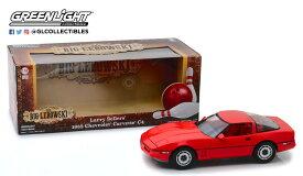 "Greenlight グリーンライト 1/18 ミニカー ダイキャストモデル 映画「ビッグ・リボウスキ」1985年モデル シボレー コルベット C41985 Chevrolet Corvette C4 (Little Larry Sellers') ""The Big Lebowski"" (1998) Movie 1:18 Greenligt"