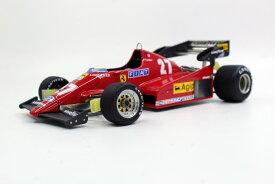 GP Replicas 1/18 ミニカー レジン プロポーションモデル 1983年シーズン フェラーリ F1 126C2BFERRARI - F1 126C2B SEASON 1983 1:18 GP Replicas