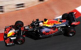Minichamps ミニチャンプス 1/18 ミニカー ダイキャストモデル 2021年モナコGP 優勝モデル レッドブル・レーシング 2021 Red Bull Racing Honda RB16B Winner Monaco GP Max Verstappen No.33