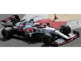 Spark 1/18 ミニカー レジン プロポーションモデル 2021年バーレンGP アルファロメオ ALFA ROMEO - F1 C41 TEAM ORLEN RACING N 7 BAHRAIN GP