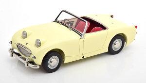 Kyosho 京商 1/18 ミニカー ダイキャストモデル 1958年モデル オースティン ヒーレー スプライト AUSTIN - HEALEY SPRITE OPEN - SPIDER 1958